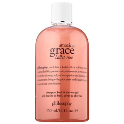 philosophy Amazing Grace Ballet Rose Shower Gel