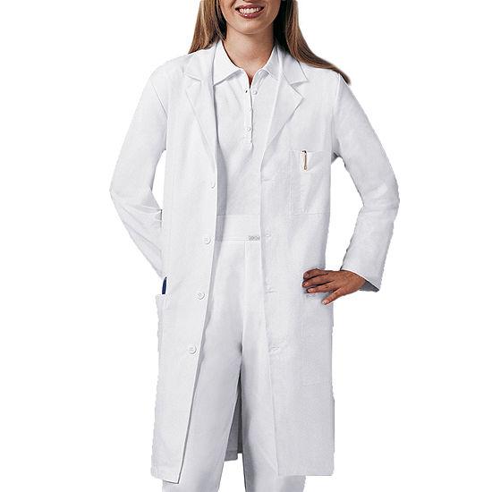 Cherokee 1346 Unisex Long Sleeve Lab Coat-Big