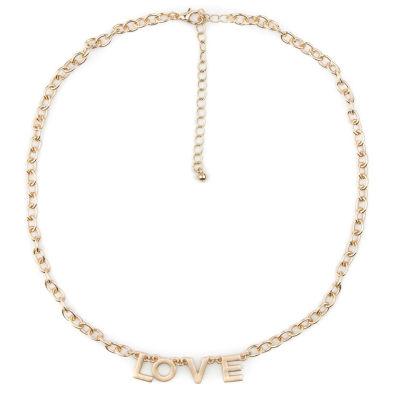 Arizona Womens Collar Necklace