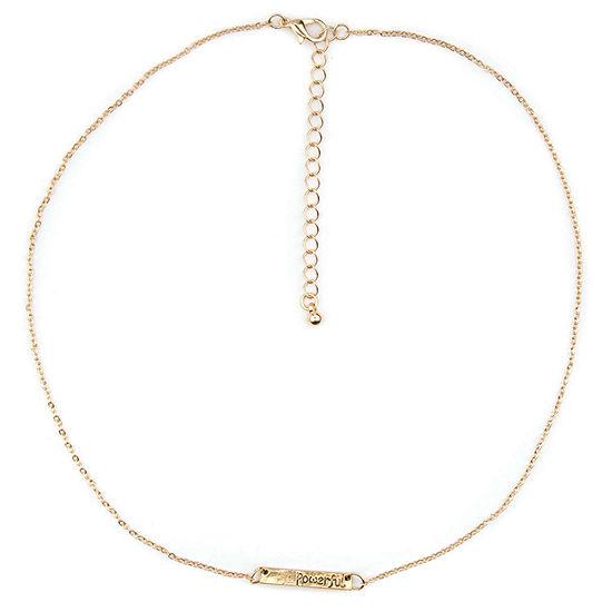 Arizona 18 Inch Link Collar Necklace