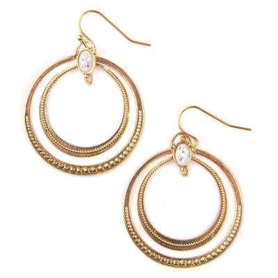 Arizona 48mm Hoop Earrings