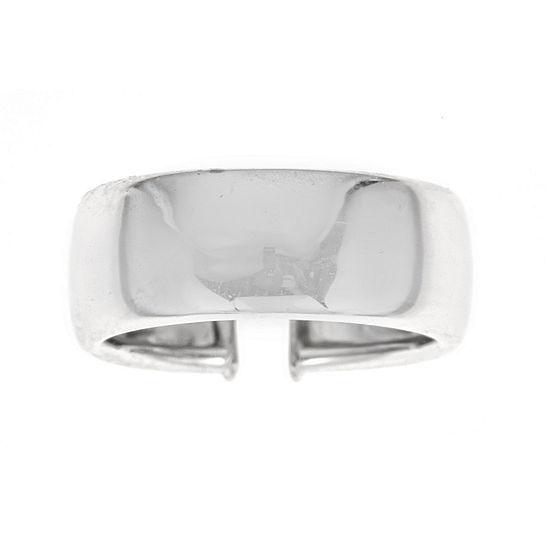 14K White Gold Ear Cuffs