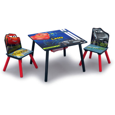 Disney 2-pc. Kids Table + Chairs