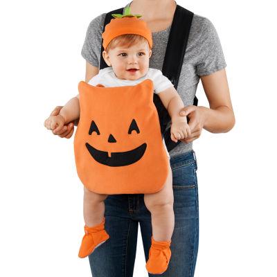 Carter's Halloween Pumpkin Carrier Costume
