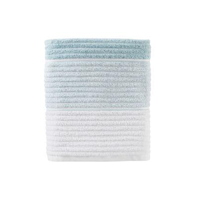 Saturday Knight Neutral Nuances Planet Ombre Bath Towel