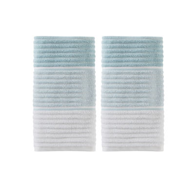 Saturday Knight Planet Ombre 2-pk Hand Towels