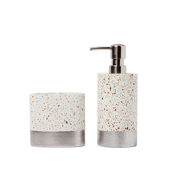 Saturday Knight Neutral Nuances Mali Soap Dispenser