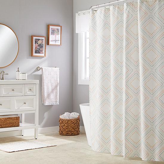 Saturday Knight Didi Shower Curtain