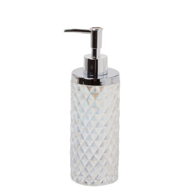 Saturday Knight Neutral Nuances Frosted Soap Dispenser