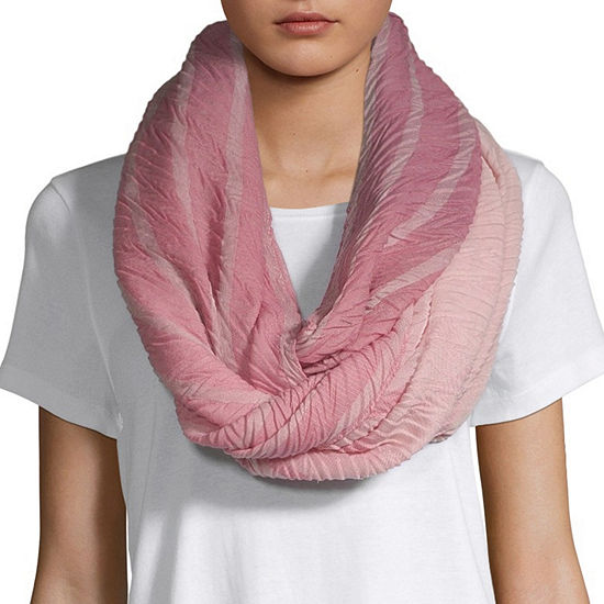 Mixit Ombre Pleated Scarf