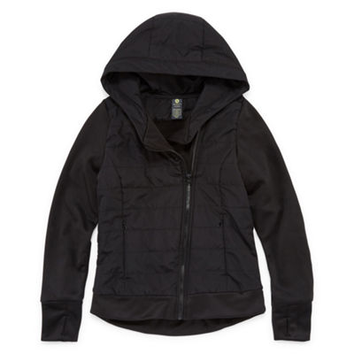 Xersion Lightweight Hooded Jacket - Girls' 4-16