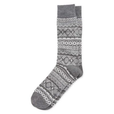 Peyton & Parker 1 Pair Crew Socks-Mens