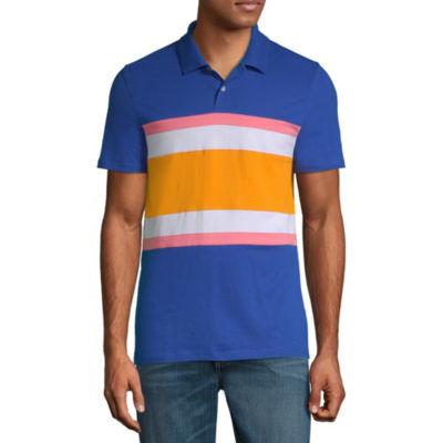 Arizona Mens Short Sleeve Polo Shirt