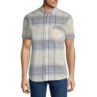 Levi's® Resort Short Sleeve Button- Front Shirt