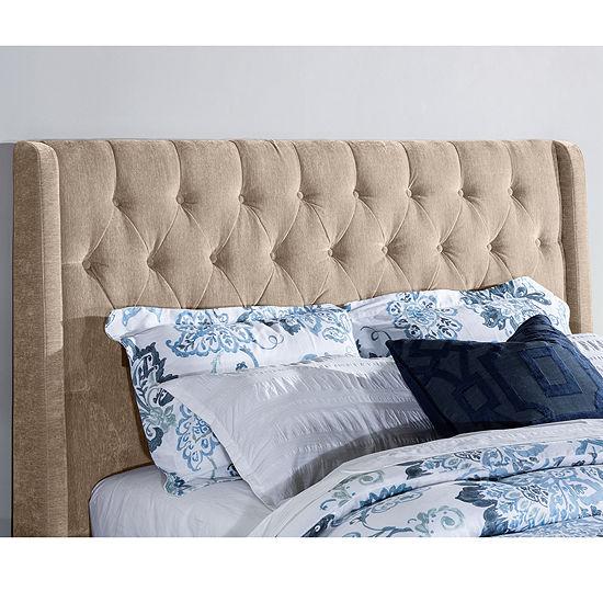 Bedroom Possibilities Bordeaux Upholstered Headboard