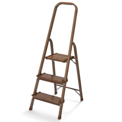 Polder® 3-Step Ultralight Step Stool