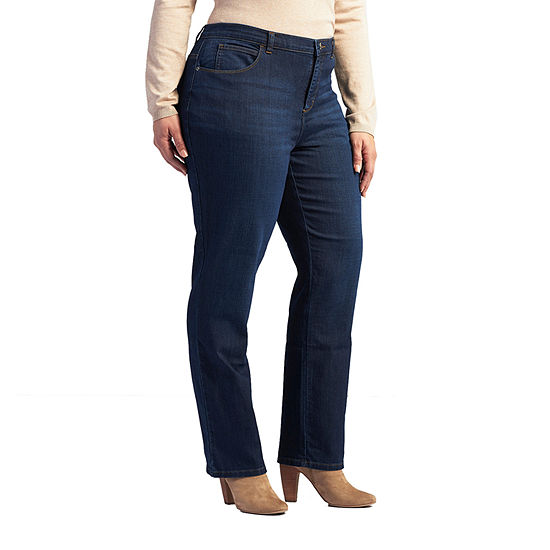 f89fac79 Lee® Relaxed Fit Straight-Leg Jeans - Plus - JCPenney