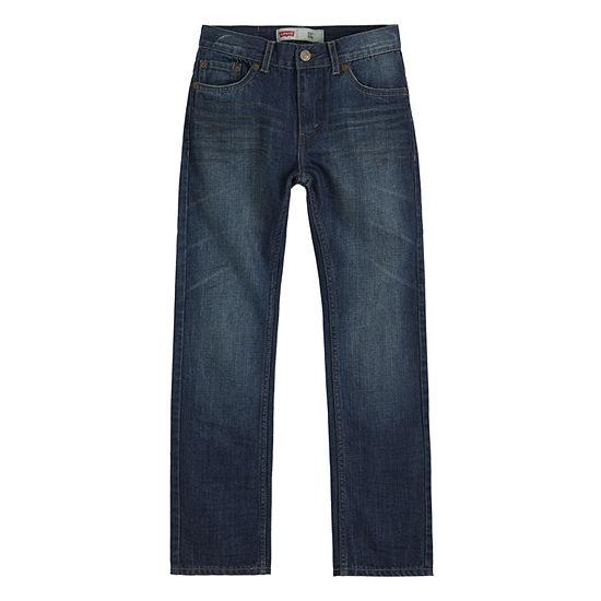 Levi's 511 Slim Fit Jean Boys Husky