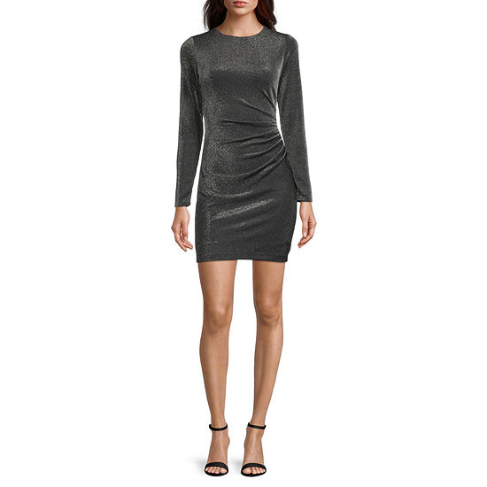 B. Smart-Juniors Long Sleeve Bodycon Dress