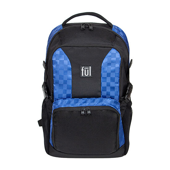 Ful Jasper Multiple Pocket Laptop Backpack