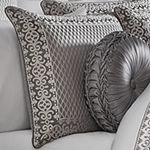 Five Queens Court Houston 4-pc. Jacquard Heavyweight Comforter Set