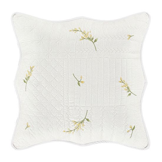 Queen Street Sharon Square Throw Pillow