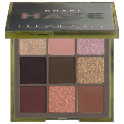 HUDA BEAUTY Haze Obsessions Eyeshadow Palette