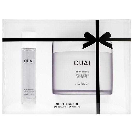 OUAI North Bondi Eau De Parfum & Body Crème Kit