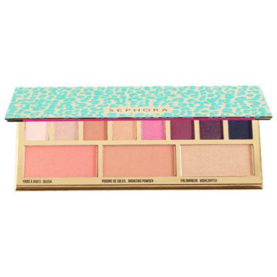 SEPHORA COLLECTION Wild Days Eyeshadow & Face Palette ($42.00 value)