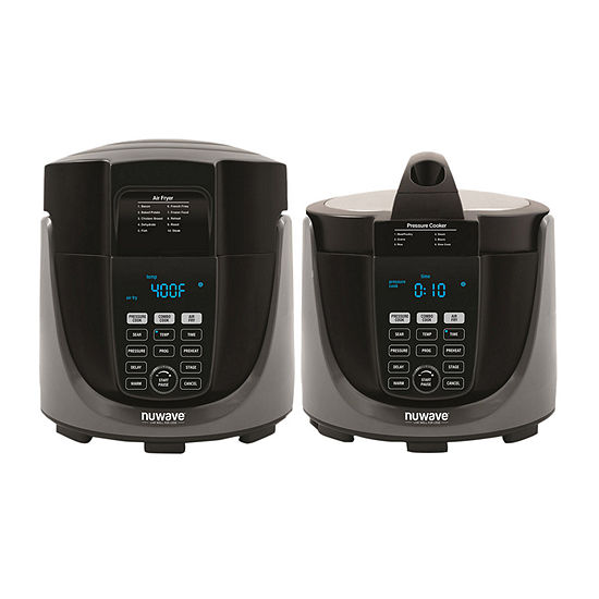 NuWave Duet Pressure Cooker & Air Fryer Combo
