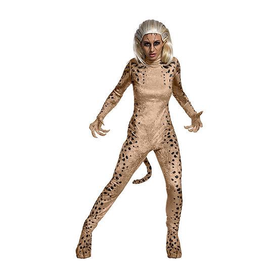 WW84 Movie Cheetah Deluxe Adult Womens Costume