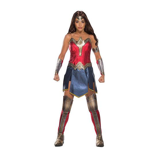 Ww2 Movie Wonder Woman Adult Costume Womens Costume Womens Costume