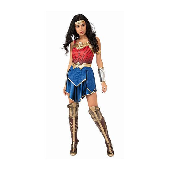 WW2 Movie Wonder Woman Adult Womens Costume