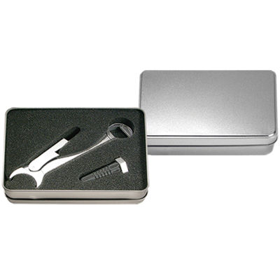 Natico Wrench Bottle Opener & Stopper Set