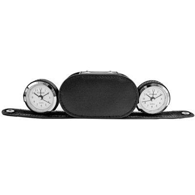 Natico Multiple Time Zone Alarm Clock