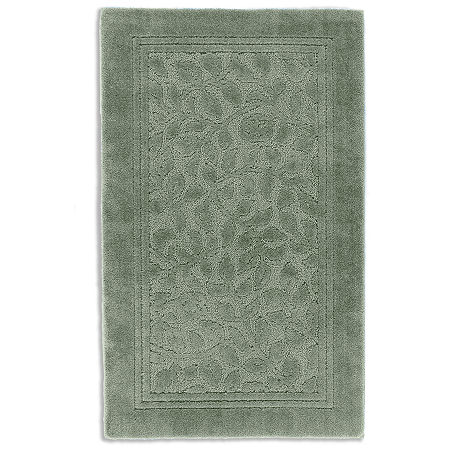 JCPenney Home Wexford Washable Rectangular Rug, One Size , Green