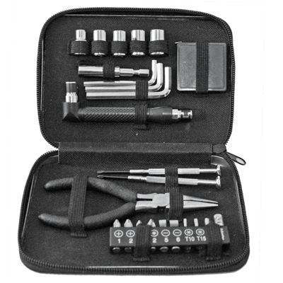 Natico 24-pc. Tool Kit Carry Case