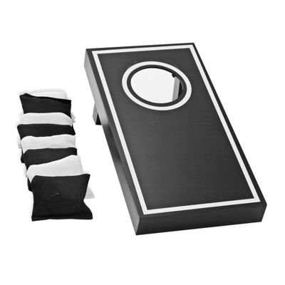 Natico Executive Mini Beanbag Toss Cornhole Game