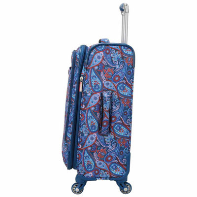 "Ricardo Beverly Hills Delano 21"" Carry-On Spinner Luggage"
