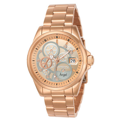 Invicta Womens Rose Goldtone Bracelet Watch-23569