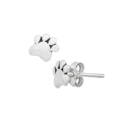 Itsy Bitsy Sterling Silver Stud Earrings