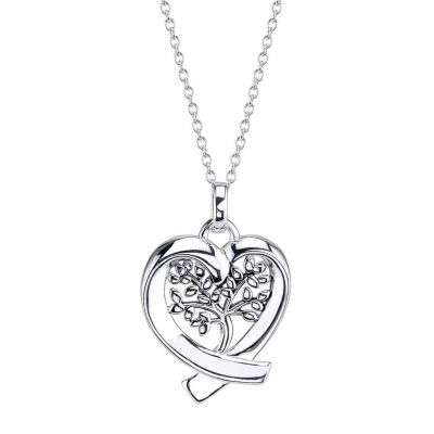 Footnotes Womens Pendant Necklace
