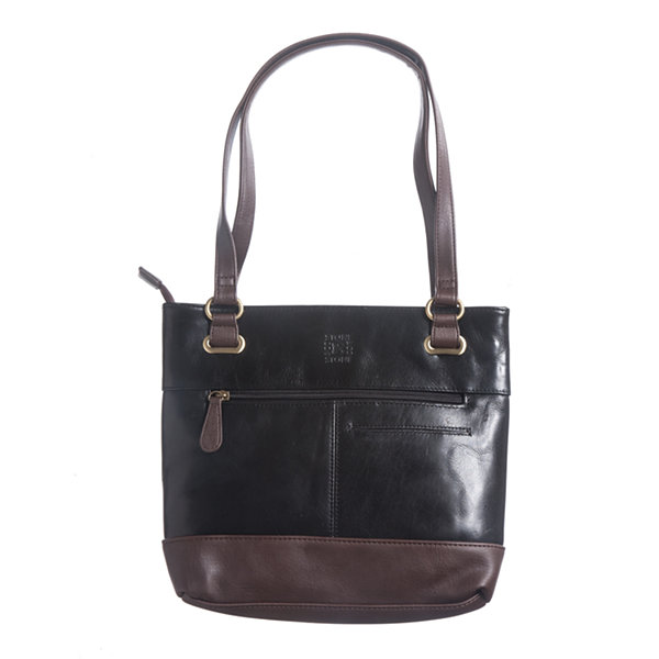 Stone And Co Megan Leather Tote Bag