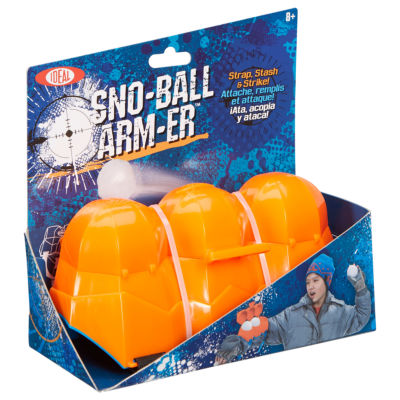 Ideal Sno-Ball Arm-Er Combo Game Set