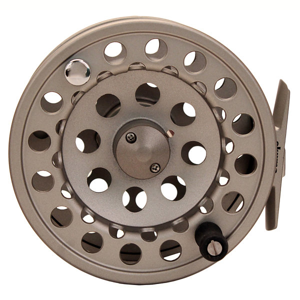 Okuma 12 Silver 1 BB Fly Fishing Reel
