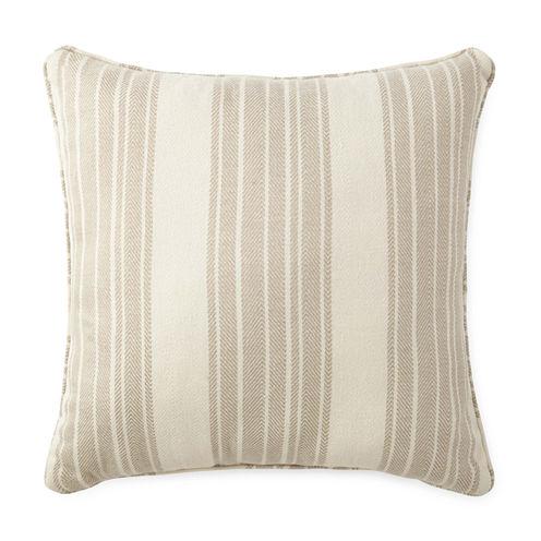 Reims Herringbone Knit Decorative Pillow
