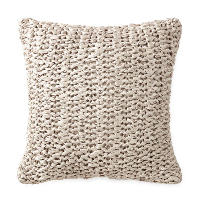"Reims 16"" Square Decorative Pillow"