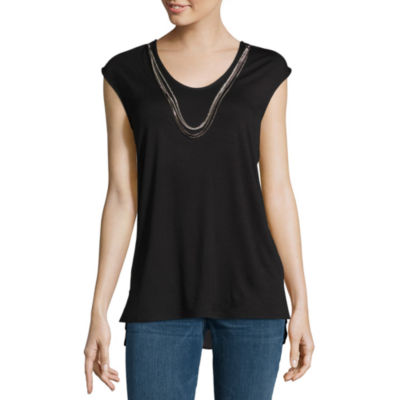 Bold Elements® Neck Lace Top