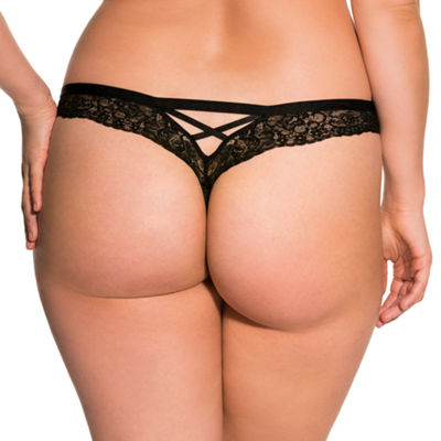 Dorina Blair Lace Thong Panty