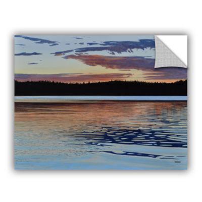 Brushstone Graham Lake Removable Wall Decal